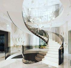 design agency london of luxury design luxury design bathroom luxury design design marketing design architecture design painting design inc Luxury Staircase, Staircase Design, Spiral Staircase, Staircases, Luxury Homes Dream Houses, Design Furniture, Modern Stairs, Luxury Interior Design, Apartment Design
