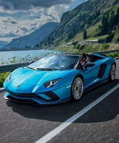 """Fastest cars and also super cars brands that start with """"M"""". Have a look at our super car posts arranged by automobile name. Amongst them are McLaren Monza and (Ferrari), Murciélago LP 4 SuperVeloce (Lamborghini), Mercedes-Benz McLaren SLR, and so on . Lamborghini Aventador Roadster, Ferrari 458, Blue Lamborghini, Tesla Roadster, Luxury Sports Cars, New Sports Cars, Sport Cars, Porsche Classic, Classic Cars"""