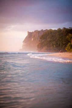 Dusk at Gun Beach, Guam | Global Girl Travels | Travel like a lady