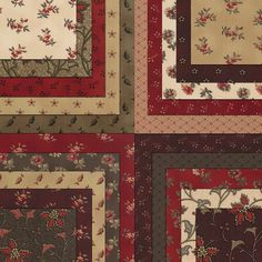 Red Rooster Quilts: Shop | Category: Jelly Rolls | Product: Richmond Reds 8300JR