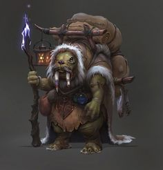 Nomadic Trader, Pratik Jaiswal on ArtStation at https://www.artstation.com/artwork/nomadic-trader