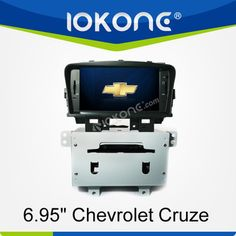 """factory 7"""" HD Touch screen chevrolet cruze multimedia with TMC, camera, mic, dvb-t"""