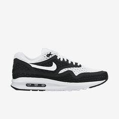 Nike Air Max Lunar1 Breeze Black White Sneaker Bar Detroit
