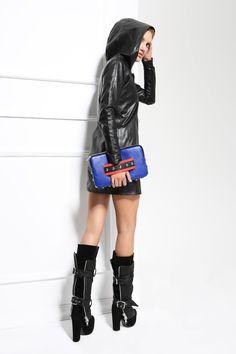 Blue-bag by ZAYDER #bluebag #clutchbag #bagiliciousbyzayder