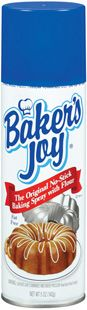 Baker's Joy Baking Spray with flour is the best nonstick cooking spray available and great for baking and cooking in the kitchen!