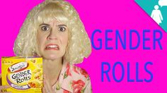 Gender roles are often very restricting. Learn more about gender roles in this video from Stuff Mom Never Told You. Gender Issues, Gender Roles, Gender Studies, Positive Body Image, Patriarchy, Never, Feminism, Rolls, Told You So
