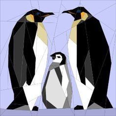 May '15 BOM - Emperor Penguins