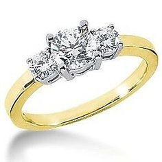 a2a3615db9ff5 0.35 cts Sparkling VS Clarity Stunning Real Diamond Ring In 14Kt Pure Gold  Qualidades