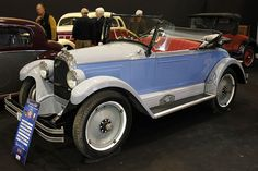 1928 Whippet Roadster 2.5 litre_IMG_2603 by nemor2, via Flickr