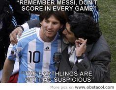 Messi amazing