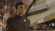Image of Spock / Star Trek XI for fans of Zachary Quinto's Spock 13121079 Star Trek Spock, Star Trek Series, Zachary Quinto, Chris Pine, Gentleman, Fandoms, Stars, Image, Gentleman Style