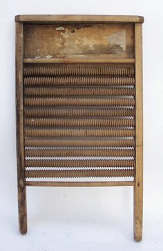 Hubbard Roller Washboard scrub board