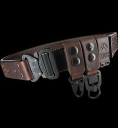 Wolf Wind Equipment Belt | Belts | Apparel | Heinnie Haynes