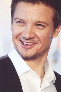 You cannot be friggin' serious... I mean, really...  Jeremy Renner