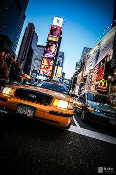 New York City Yellow Cabs