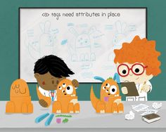 Can This Adorable Bedtime Storybook Make Toddlers Want To Code?