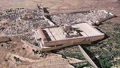 Jerusalém 3D - Mapas Bíblicos