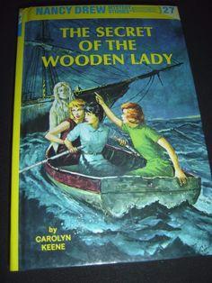 Nancy Drew The Secret of the Wooden Lady 27 by Carolyn Keene (Hardcover)