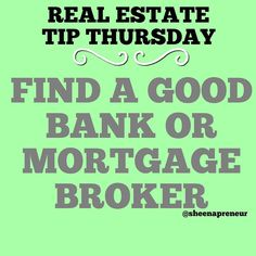 """.....in your area if youre financing your investments. Realtors are good sources for recommendations or you can ask other investors whom theyve used.  You might want to do this even before you start your property search. If youre paying cash youll need to prove you have the funds by submitting a recent bank or brokerage statement when you make an offer.  Real Estate rocks!   Check out the ebook on Amazon: """"Your Business Is Waiting""""! Be a #HappyEntrepreneur  #business #startup #businessplan…"""