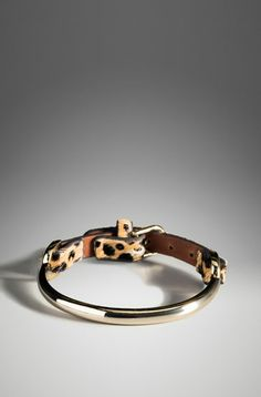 Mix Massimo bracelet - leopard