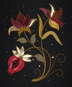 Alison Cole Embroidery - Home