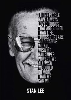 """Beautiful """"Stan Lee Tribute """" metal poster created by Nerdworld Our Displate metal prints will make your walls awesome. Marvel Quotes, Marvel Memes, Marvel Avengers, Words Quotes, Life Quotes, Sayings, Stan Lee Quotes, Tony Stark, Poster Print"""