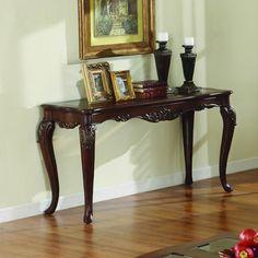 Woodbridge Home Designs Ella Martin Console Table