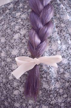 lilac braid