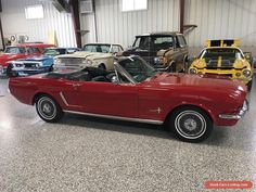 1966 Ford Mustang Convertible #ford #mustang #forsale #canada