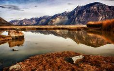 Yarab Tso Lake