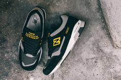 sneakers for cheap 5ab7b 05ce7 New Balance Reissues the 1500 in Black  Yellow