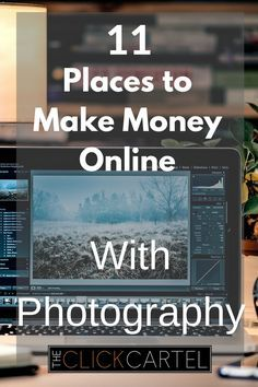 11 Places to make money online with photography