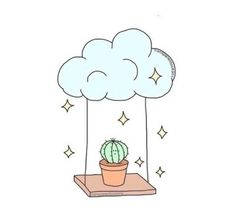 Good Images cactus plants drawing Strategies Succulents plus cactus will be the. - Good Images cactus plants drawing Strategies Succulents plus cactus will be the excellent household - Cute Easy Drawings, 3d Drawings, Kawaii Drawings, Doodle Drawings, Doodle Art, Cute Drawings Tumblr, Colorful Drawings, Cactus Drawing, Plant Drawing