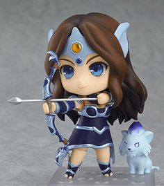 CDJapan : Nendoroid DOTA 2 Mirana Collectible