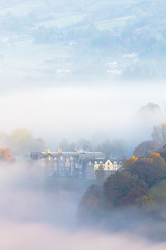 Nestled Retreat, Lake District England. Here....right here...this is where I want to be right now!