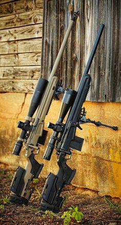 Winchester Model-700s w/ Archangel-Stocks