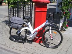 """""""Rose',  all ready for delivery to Patricia out Wakefield way. #a2b-ecycle"""