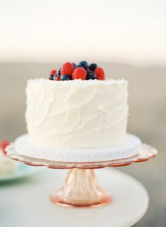 most simple  cake