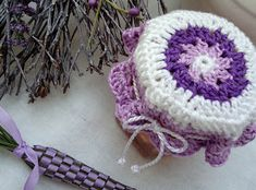 Janin blog: Levandulový med Crochet Hats, Blog, Knitting Hats