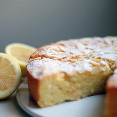 Ricotta, Cakes And More, I Love Food, Yummy Cakes, Baking Recipes, Banana Bread, French Toast, Goodies, Food And Drink