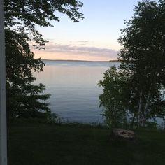 Leech lake, MN...family reunion
