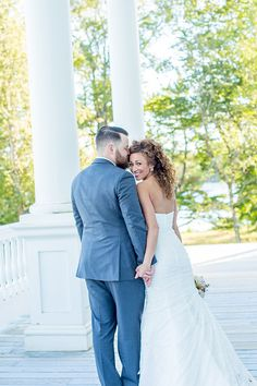 Taryn and Justin Nova Scotia wedding Red Apple, Nova Scotia, Compliments, Rustic Wedding, Weddings, Wedding Dresses, Lace, Vintage, Color