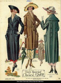 Catalogue page, 1920 US (Chicago), Philipsborn's
