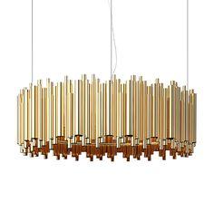 BRUBECK | SUSPENSION HANGING PENDANT | DELIGHTFULL - UNIQUE LAMPS