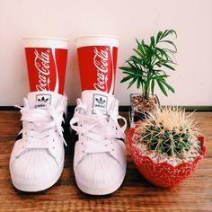 coca-cola/adidas original