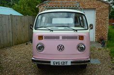 VW T2 CAMPER VAN (DOLLY THE CAMPER) | eBay