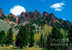 Maroon Bells II -    Thanks for visiting my gallery...