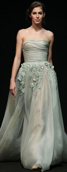 Abed Mahfouz Haute Couture Spring 2015