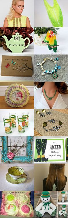 Summer leaves. There is a lot of interesting!! by Vira Velgus on Etsy--Pinned with TreasuryPin.com