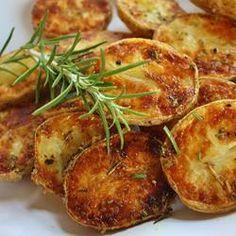 Kristen's Parmesan Roasted Potatoes, photo by naples34102